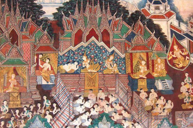 Сказкотерапия в буддийской культуре — Джатаки